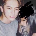 Wanna Oneソンウとクラブでツーショット写真に写っているのは彼女?